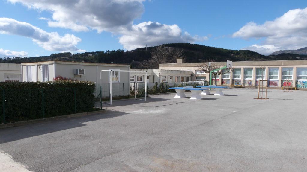 Ecole publique Largentière photo Municipales