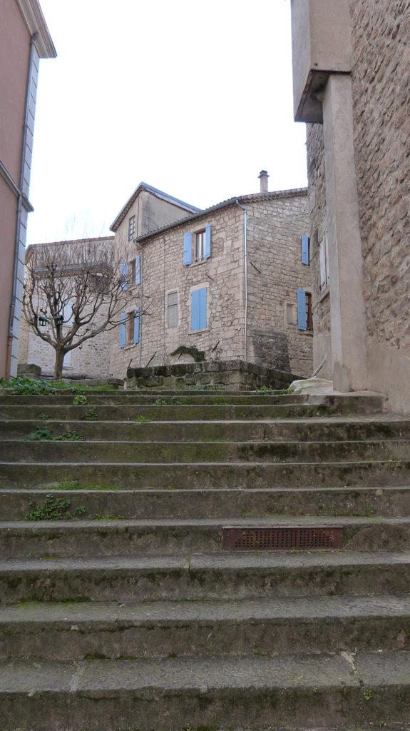 Centre bourg largentière